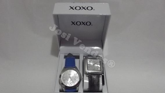 Relógio Xoxo Duplo Feminino