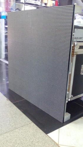 Pantalla Led P6 Exterior Rental Publicidad Aluminio Liviana