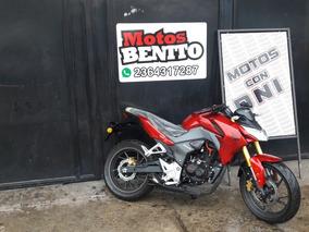 Honda Cb 190 R Okm Linea Nueva Motos Benito