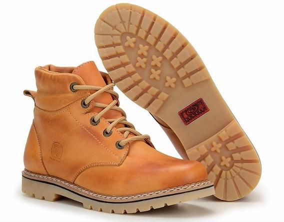 Sapato Coturno Masculino Casual Social Moderno 100% Couro
