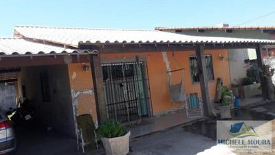 Casa 2 Dormitórios Para Venda Em Araruama, Barbudo (parati), 2 Dormitórios, 1 Suíte, 2 Banheiros, 5 Vagas - 216