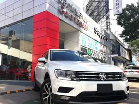 Volkswagen Tiguan Comfortline 3a Fila 2018