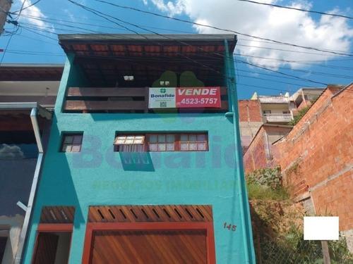 Imagem 1 de 28 de Casa Residencial, Localizada No Bairro Jardim Itália, Na Cidade De Várzea Paulista. - Ca10513 - 69361685