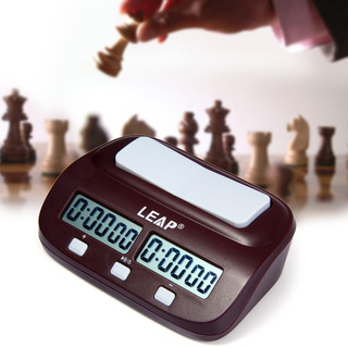 Reloj De Ajedrez Temporizador Para Competencia
