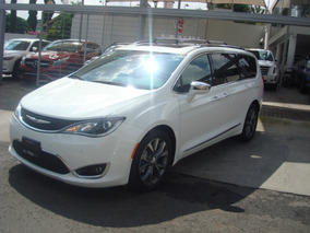 Chrysler Pacifica 3.7 3.6 At 2017 Blanca