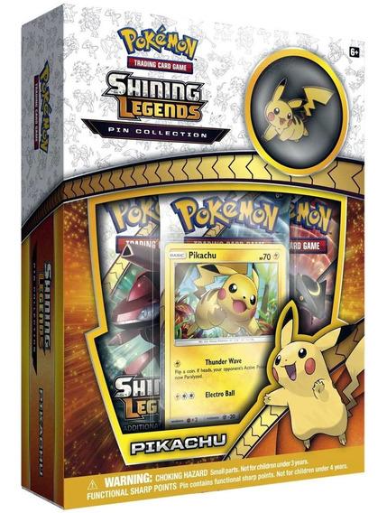 Tarjetas Pokemon Trading Card Game Shining Legends Pikachu