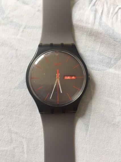 Relógio De Pulso Swatch Swiss,em Excelente Estado
