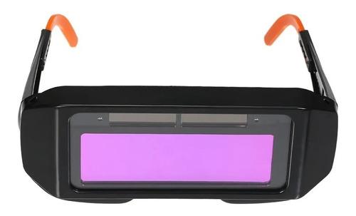 Imagen 1 de 6 de Gafas Para Soldadura Con Oscurecimiento Automático