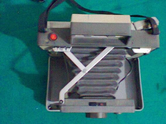 Maquina Polaroid Americana Antiga