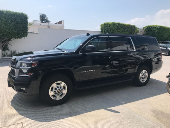 Chevrolet Suburban 5.4 Hd 4x4 At