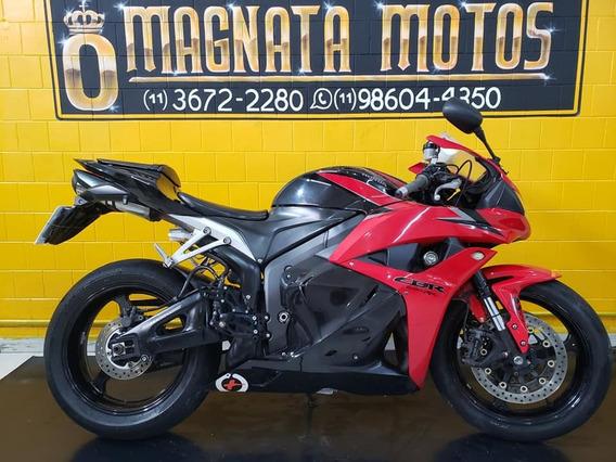 Honda Cbr 600 Rr - Vermelha - 2010 - Km 24.000