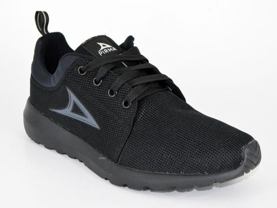 Pirma Negro-negro Running Unisex 0278