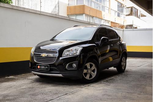 Chevrolet Tracker Lt 1.8 16v Ecotec (aut) (flex)