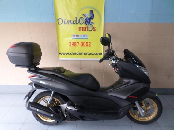 Honda Pcx Dlx 2015