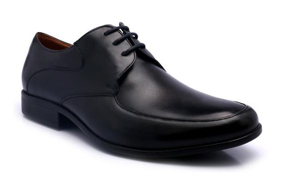 Sapato Opananken Couro Preto 57110