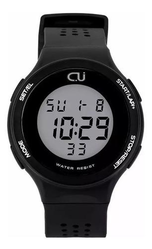 Relógio Feminino Academia Aprova D'água Digital Esportivo