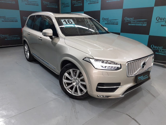 Volvo Xc90 2.0 Inscription Turbo Gasolina 4p 4x4