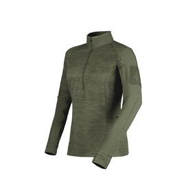 Camisa Feminina Invictus Courage Verde Oliva