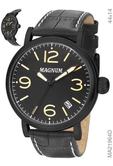 Relógio Magnum Masculino Sport Ma21964x Original + Nf