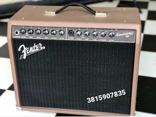Amplificador Fender Acoustasonic 90 Liquido