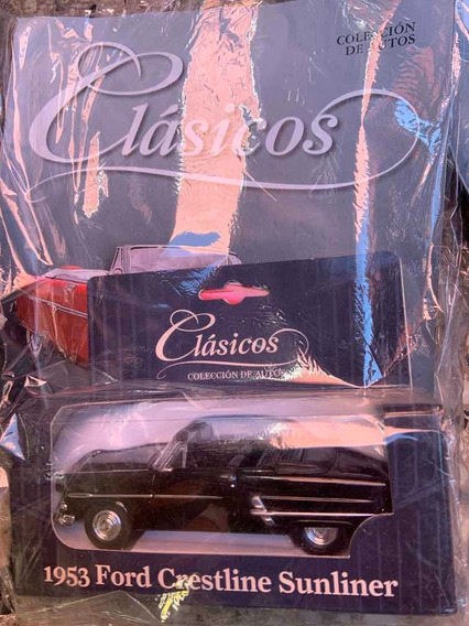 Ford Crestline Sunliner 1953 Clasicos