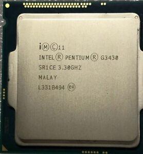 Pentium G3430 Socket 1150 3,3 Ghz Oem Novinho Com Garantia!.