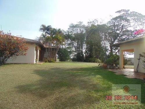 Chácara Residencial Para Locação, Chácaras Gerson Ferriello, Boituva. - Ch0362