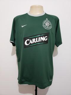 Camisa Oficial Futebol Celtic Escócia 2007 Away Nike Tam G