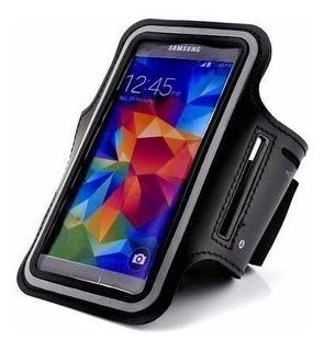 Braçadeira Porta Celular Moto G, Samsung, Nokia, Lg Moto X