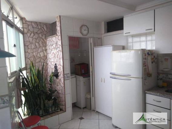Apartamento Com 2 Dormitórios À Venda, 61 M² Por R$ 360.000 - Santo Antônio - Belo Horizonte/mg - Ap1558