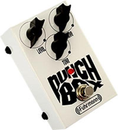 Kit Pedal Guitarra Delay Chorus + Punch Box Fuhrmann