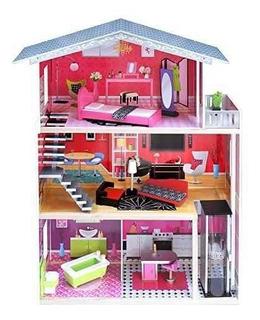 Barbie Playhouse Casa Glam 2 Pisos
