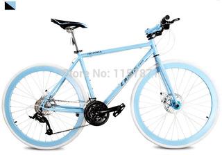 Bicicleta Unica Celeste Hombre
