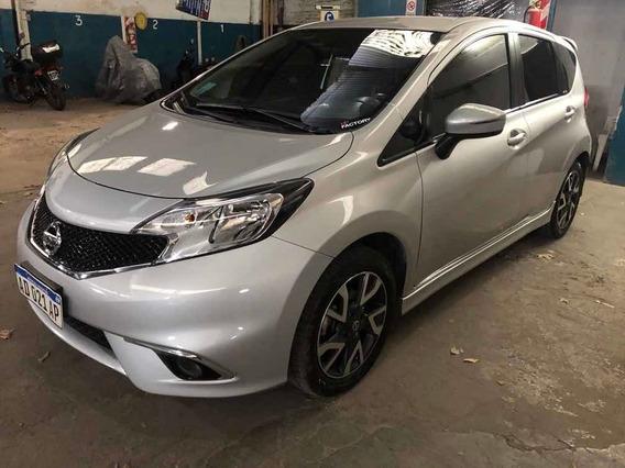 Nissan Note 1.6 Sr 110cv Cvt 2018