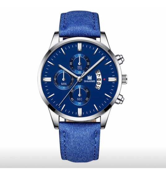 Relógio Luxury Mens Casual Outdoor Militar