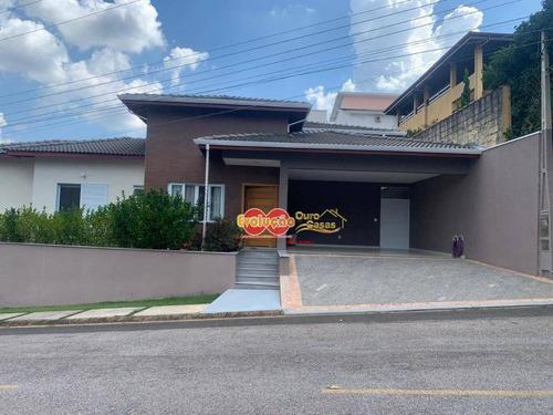Casa - Condomínio Itatiba Country Club - Ca4316