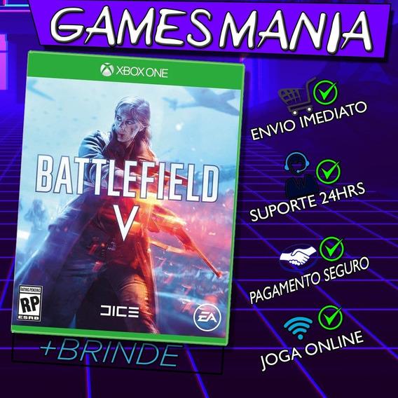 Battlefield V Xbox One + 2 Brindes