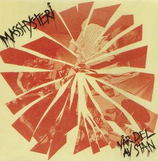 Cd Masshysteri - Var Del Av Stan - Semi Novo***