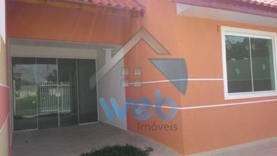 Ótima Casa No Vitória Régia Com 2 Quartos, Sala, Cozinha, Banheiro, Preparação Para Ático - Ca00232 - 32269194