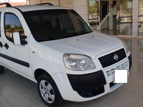 Fiat Doblo Essence 1.8 Branca 2012 2013 Completa