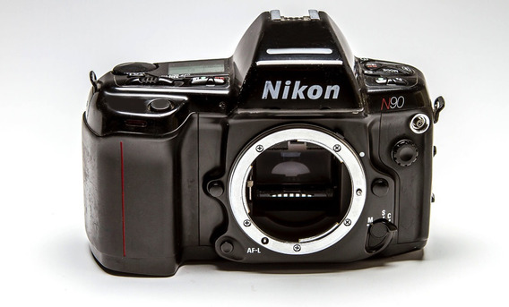 Nikon N90 Câmera De Filme 35mm