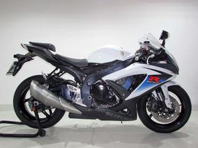 Suzuki - Gsx R 750 - 2012 Branco