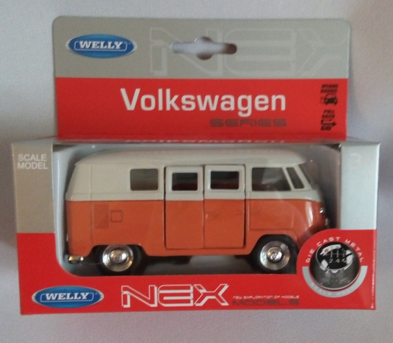 Welly Camioneta Volkswagen 1.36