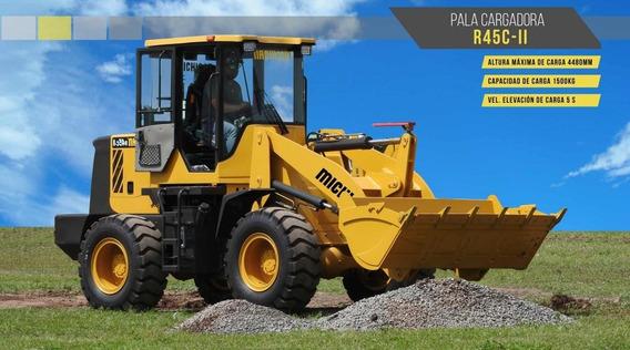 Nueva Pala Frontal R45cii