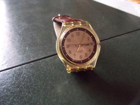 Relógio Swatch Dual Calendário