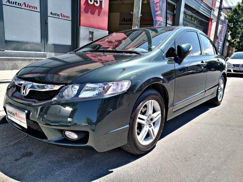 Honda Civic 1.8 Aut Modelo 2010