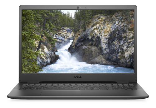 "Imagen 1 de 7 de Laptop Dell Inspiron 3505 negra táctil 15.6"", AMD Ryzen 5 3450U  8GB de RAM 256GB SSD, AMD Radeon RX Vega 8 60 Hz 1920x1080px Windows 10 Home"