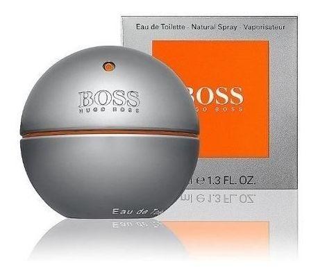 Perfume Hugo Boss In Motion Eau De Toilette Masculino 90ml