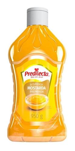 Imagem 1 de 2 de Mostarda 950g Predilecta