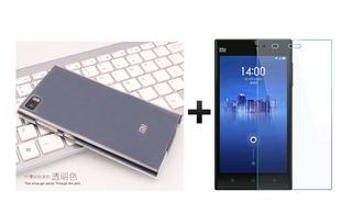 Forro Hydrogel + Templado 2d Xiaomi Mi3